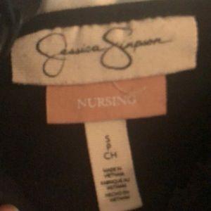 Jessica Simpson Tops - Bundle of 3 Jessica Simpson nursing cami/tank tops